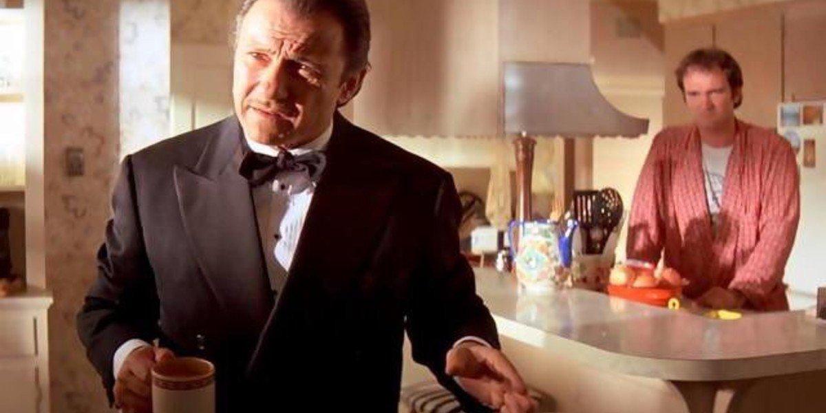 Harvey Keitel, Quentin Tarantino - Pulp Fiction