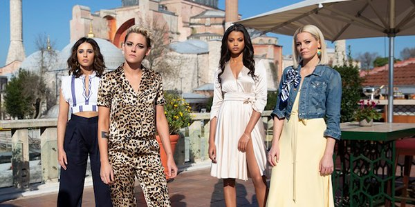 Charlie's Angels cast