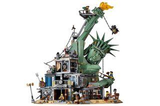 Lego Apocalypseburg