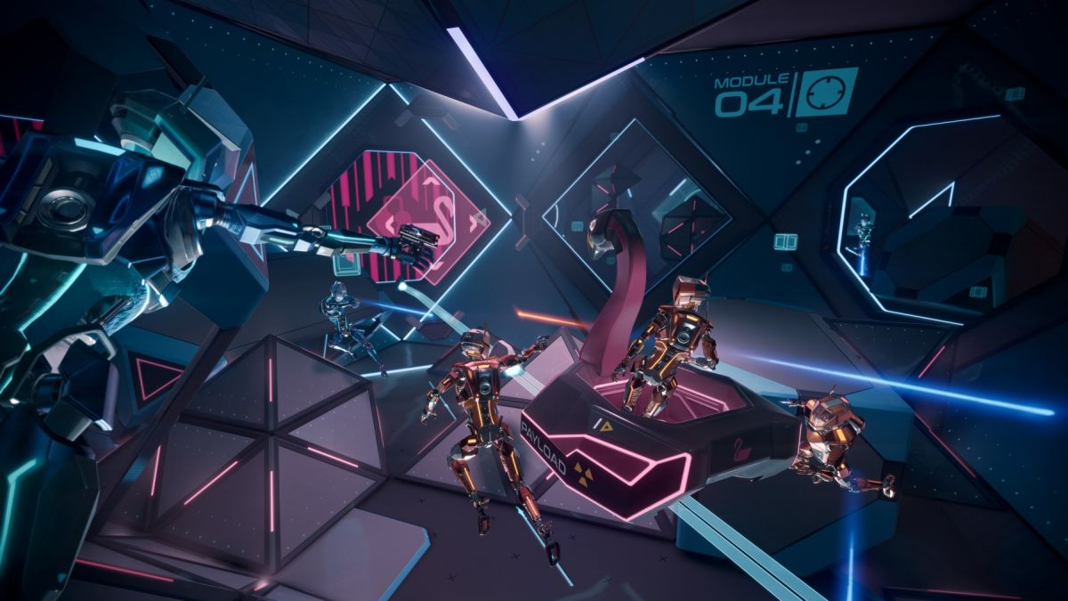 VR shooter Echo Combat has the best movement of any FPS I've played