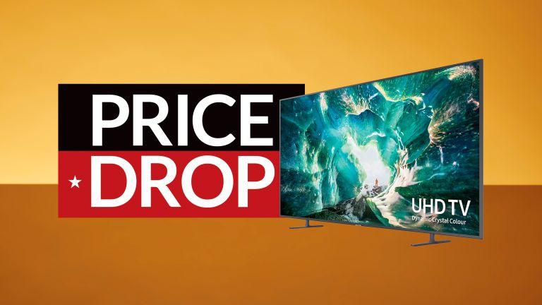 Samsung 4K TV deal 82-inch