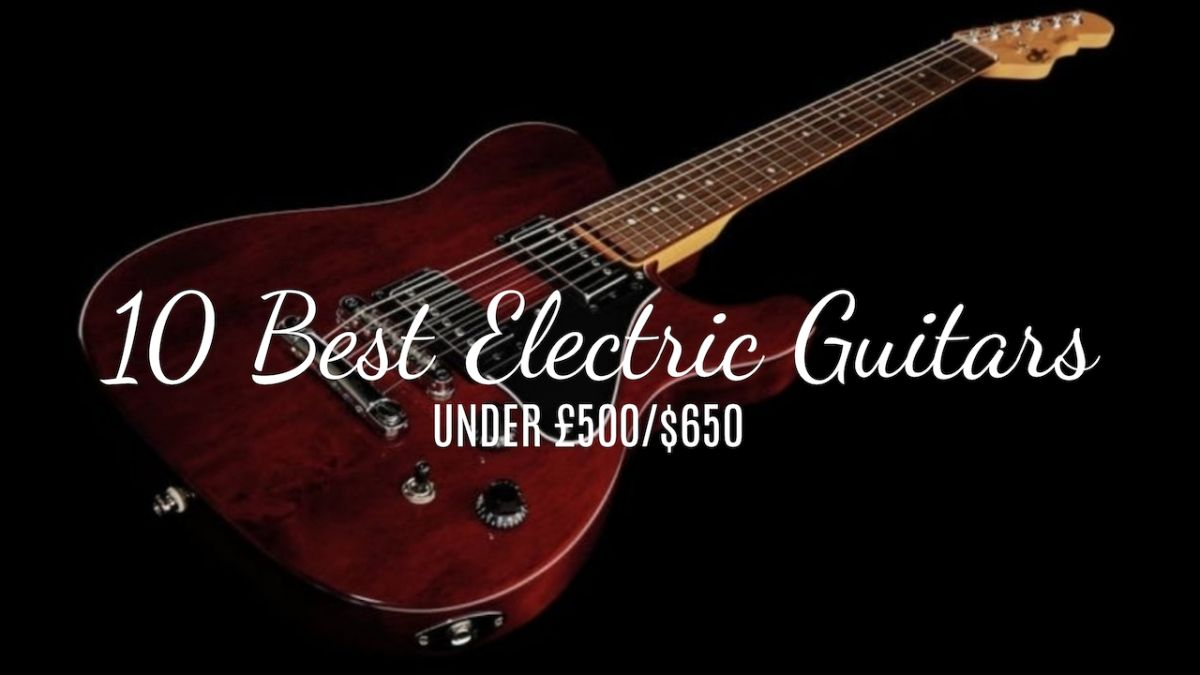 10 best electric guitars under 500 650 louder. Black Bedroom Furniture Sets. Home Design Ideas