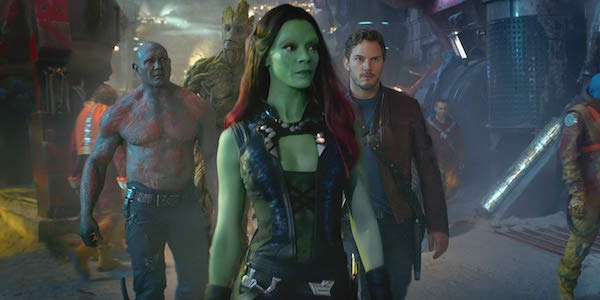 The guardians in the first movie