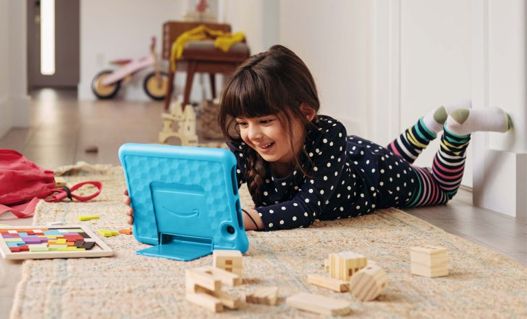 Kindle Fire HD 8 Kids Edition best kids tablets 2021