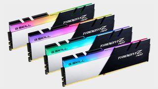 G.Skill DDR4-4000 memory