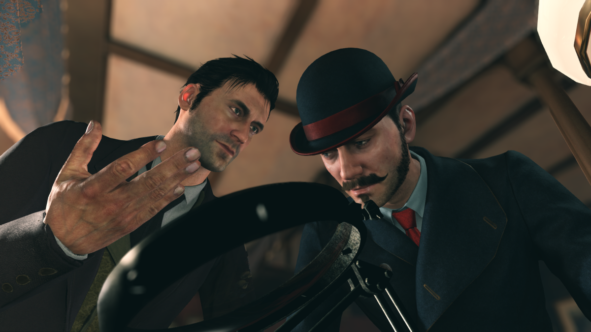 Sherlock Holmes: The Devils Daughter review | PC Gamer