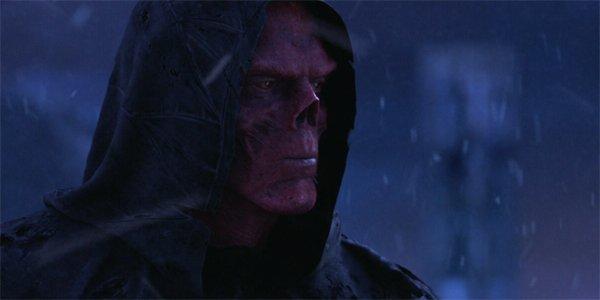 Red Skull on Vormir in Avengers: Infinity War
