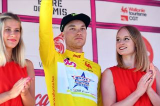 Loïc Vliegen (Wanty Gobert) won the overall title at the 2019 Tour de Wallonie