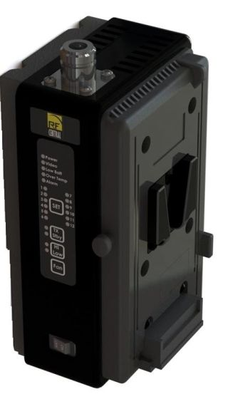 Rf Central Vclip Microlite Transmitter