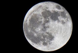 Full Moon Washington DC 11282012 Sergio Estupiñán Vesga