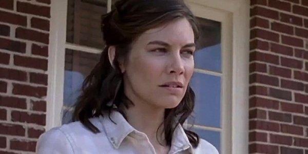 The Walking Dead, Maggie, Lauren Cohan, AMC
