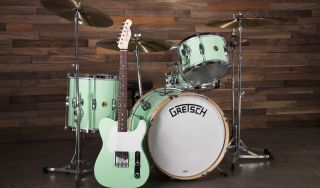 Selections from Fender Custom Shop's new Surf Green collection