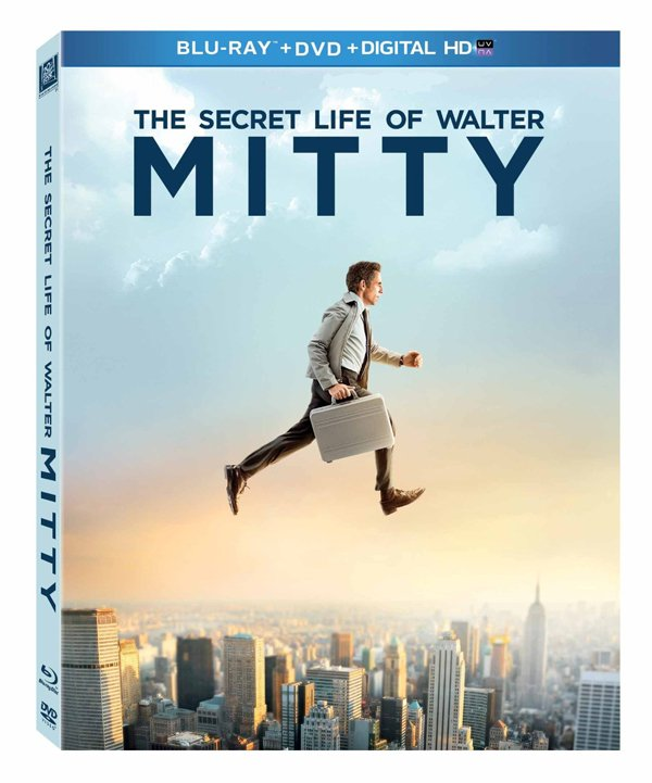 Secret Life of Walter Mitty Box