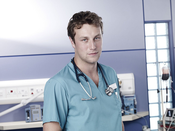 Casualty gets two new central characters