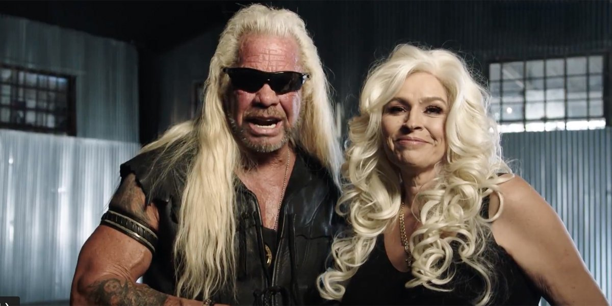 Dog The Bounty Hunter and Beth Chapman in Dog's Most Wanted Trailer