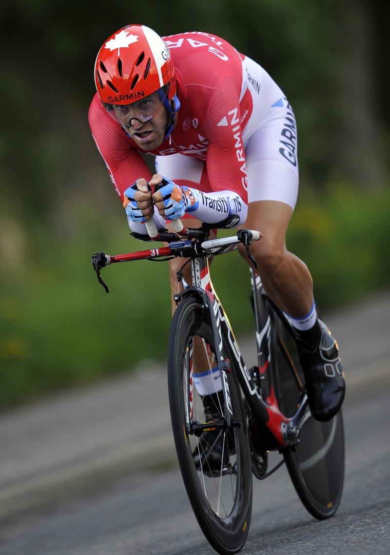 Svein Tuft wins, Tour of Denmark 2010, stage 5 TT