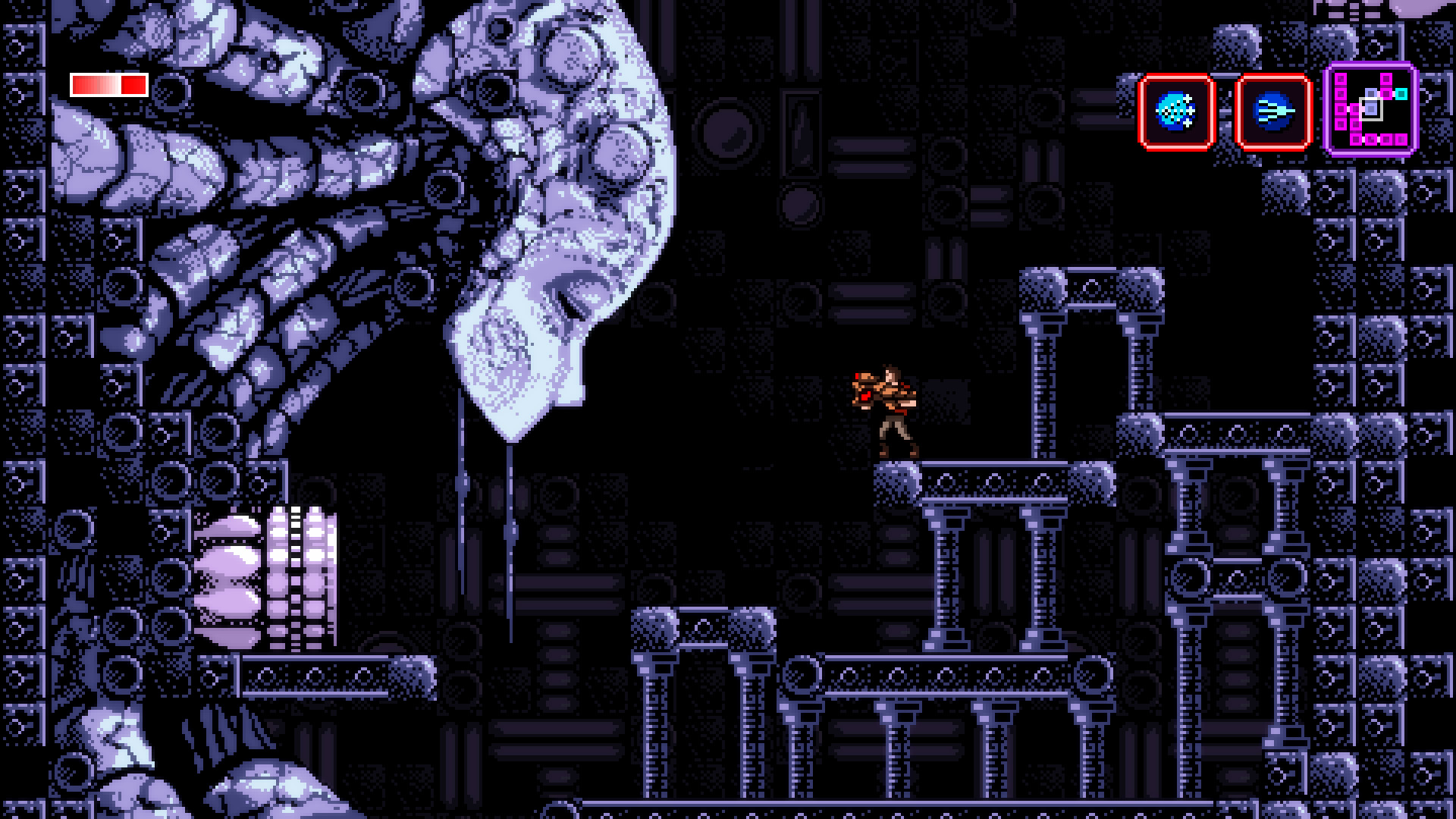 Epic Store version of Axiom Verge briefly crashed because it was