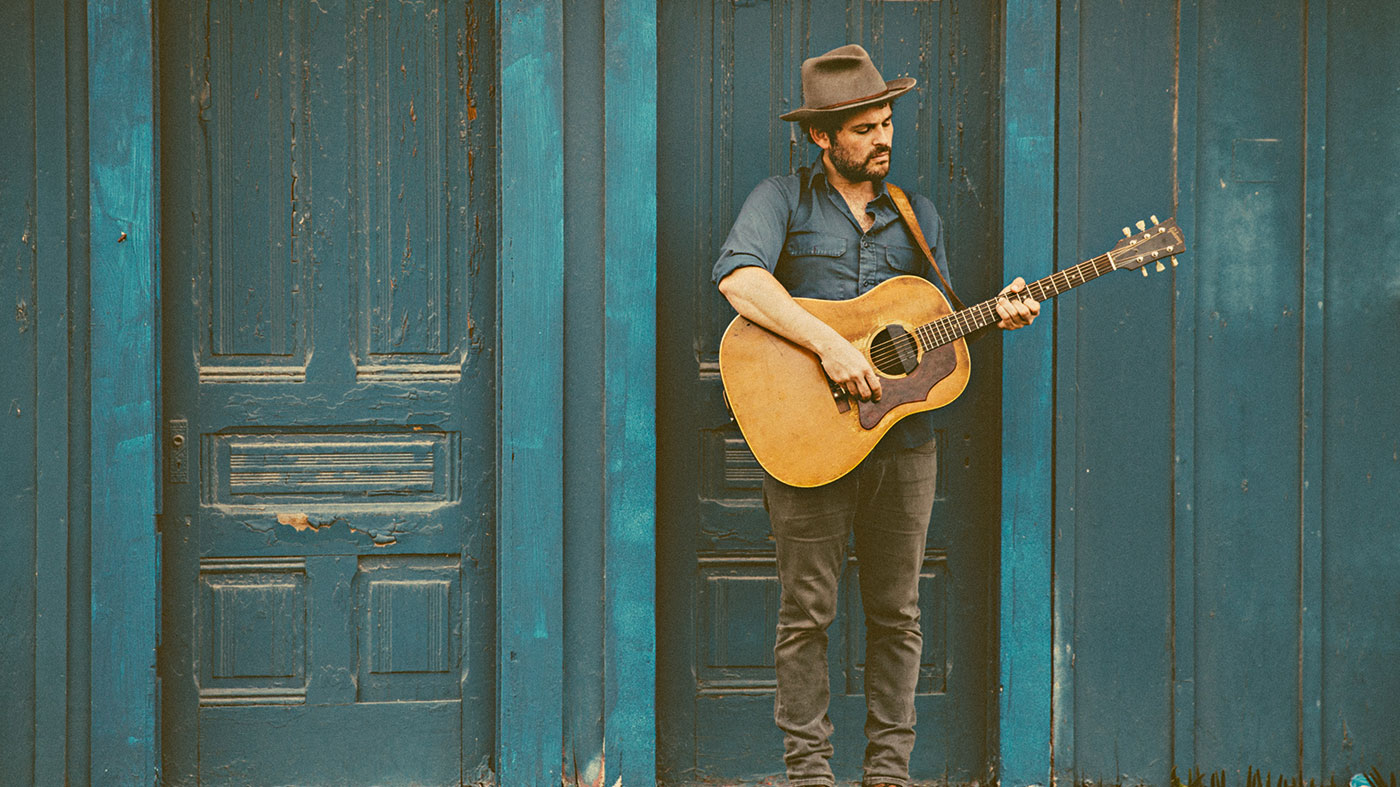 """Gregory Alan Isakov: """"Creating something with your hands is so rare. With guitar, we're creating something out of thin air"""""""