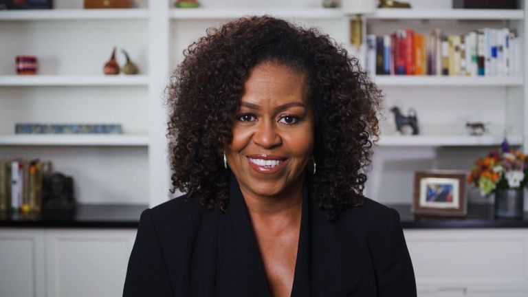 Michelle Obama at BET Awards 2020