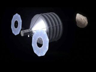NASA Asteroid Mission for 2014