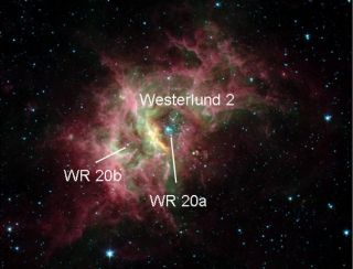 New Gamma-Ray Energy Source Spotted By Astronomers