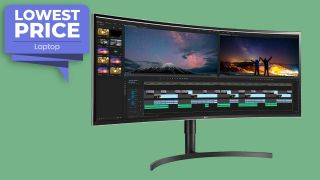 LG 38WN75C-B UltraWide Curved Monitor falls to record low price