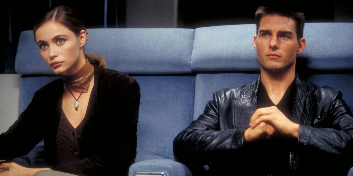 Tom Cruise in Mission: Impossible 196