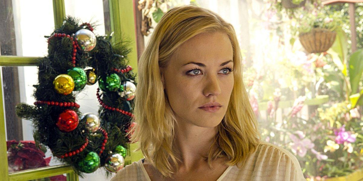 Yvonne Strahovski on Dexter