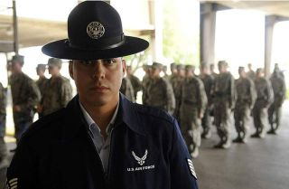 U.S. Air Force Drill Sergeant