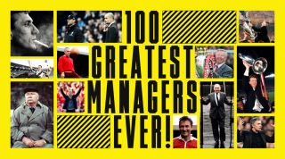 It's time to honour the best tacticians, tinkermen and master motivators... EVER