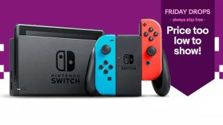 Get big discounts on PS4 controllers, Nintendo Switch consoles, and more this weekend