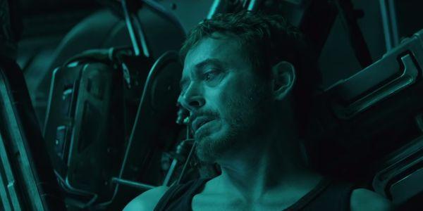 Robert Tony Jr as Tony Stark in Avengers Endgame