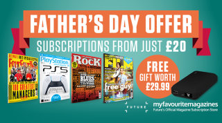 FourFourTwo Father's Day 2020