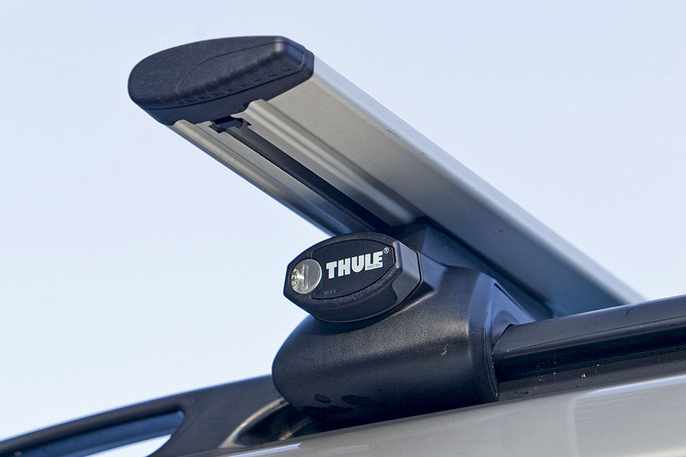 thule 757 railing rapid foot pack and 960 wing bar review. Black Bedroom Furniture Sets. Home Design Ideas