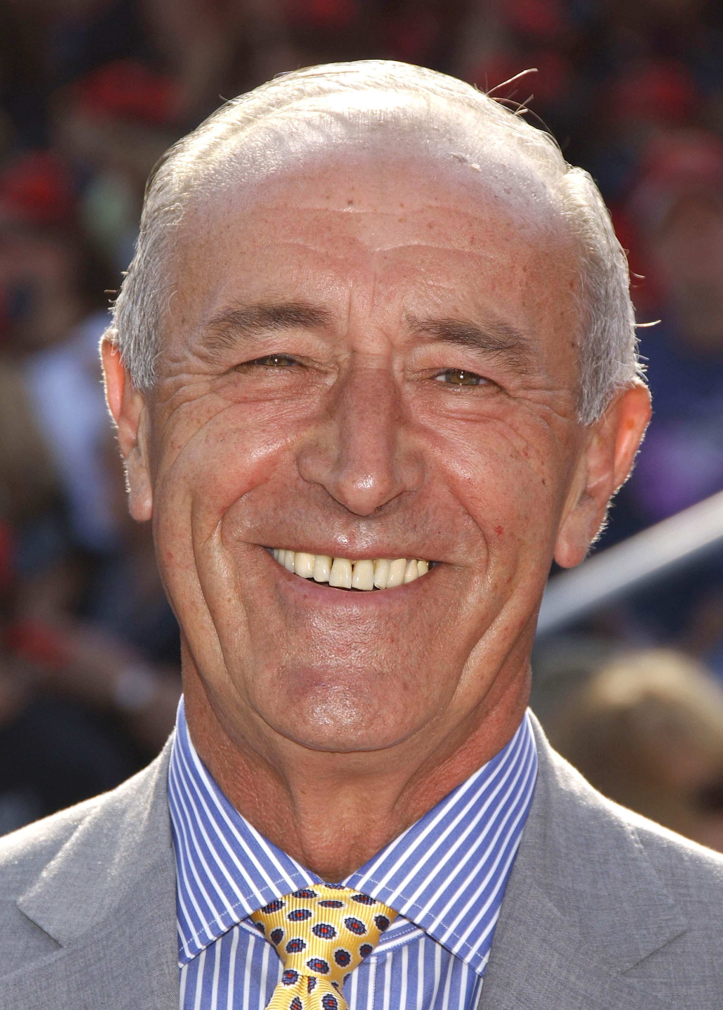 Strictly's Len Goodman lands film role!
