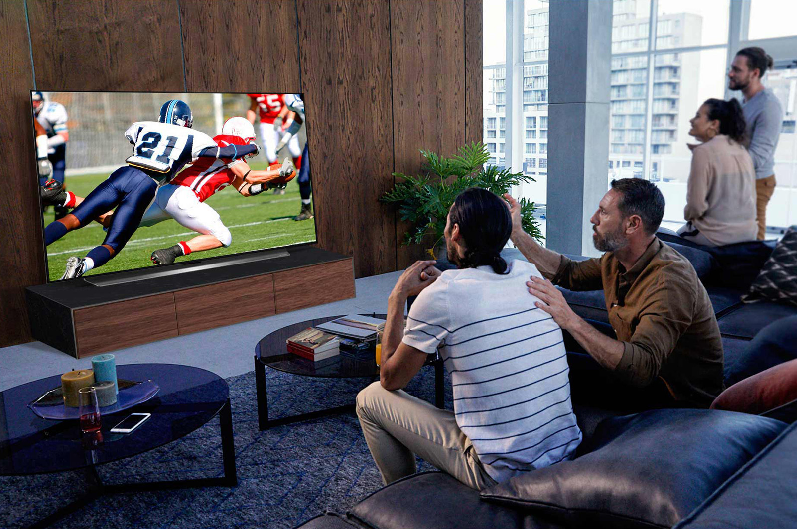 LG OLED – the top tech for your next TV