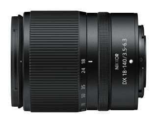 Nikon Z DX 18-140mm f/3.5-6.3 VR