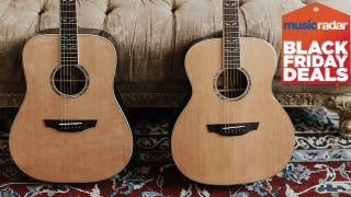 Orangewood is offering 20% off 13 of its most popular acoustic guitars for Black Friday week