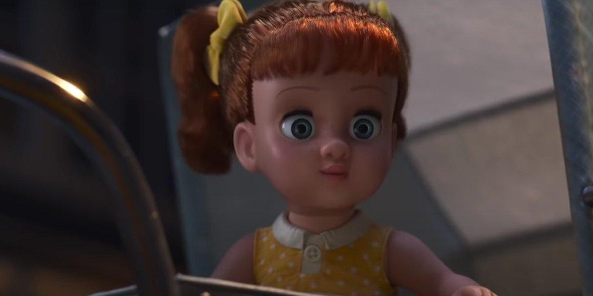 Gabby Gabby in Toy Story 4