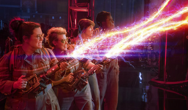 Ghostbusters Proton Packs