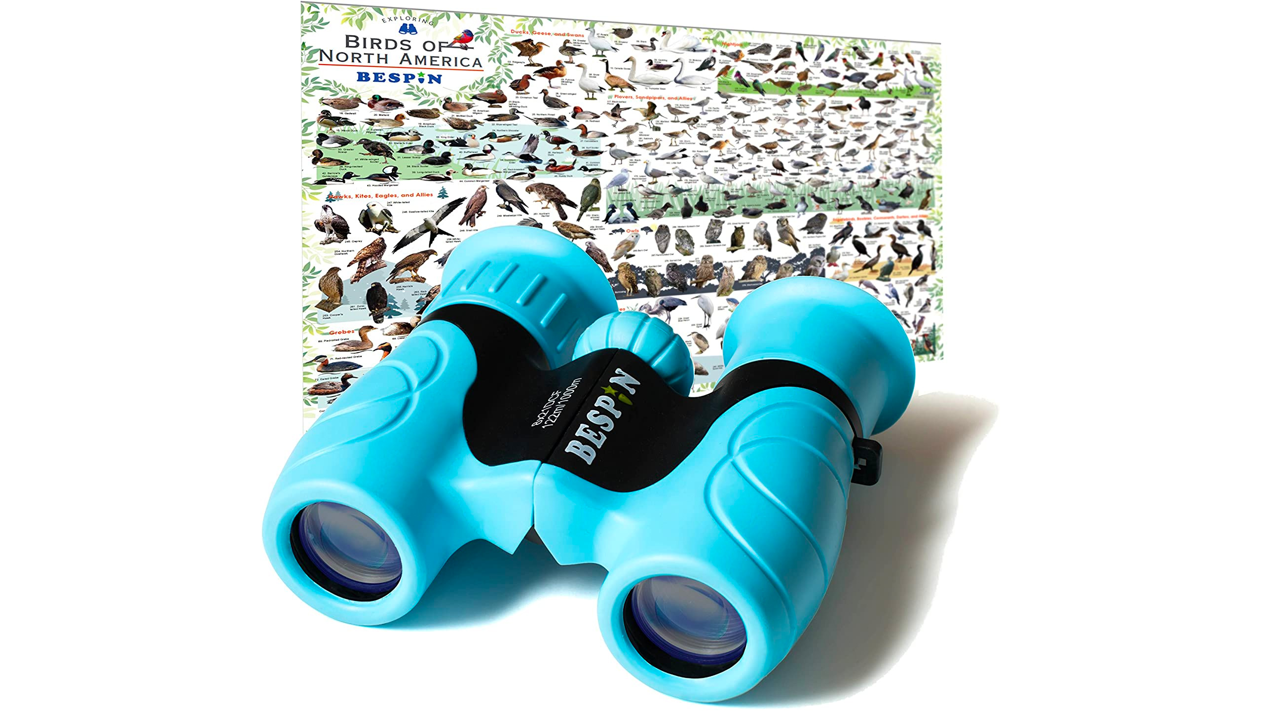 BESPIN binoculars for kids.