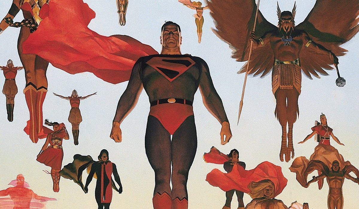 Kingdom Come Superman DC