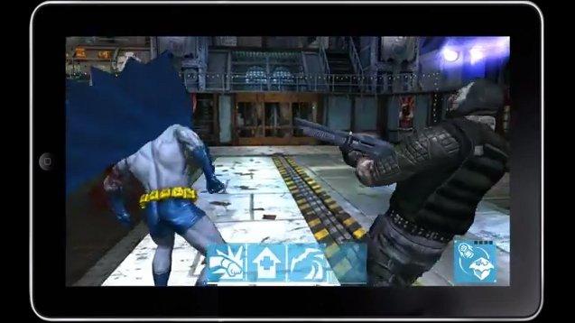 Batman: Arkham Origins Mobile Game Announced #29296