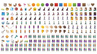 New Android emojis