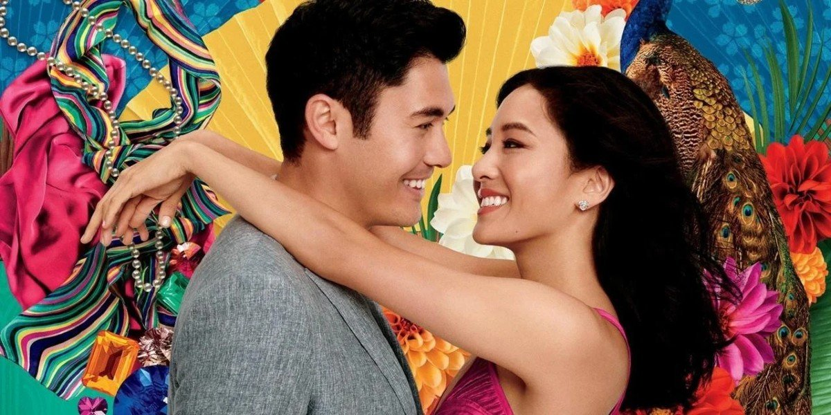 The Poster for Crazy Rich Asians