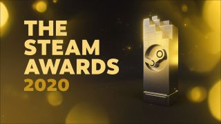 The logo for the Steam Awards 2020