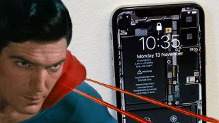 Iphone X Trick Gives Everyone Superman S X Ray Vision Techradar