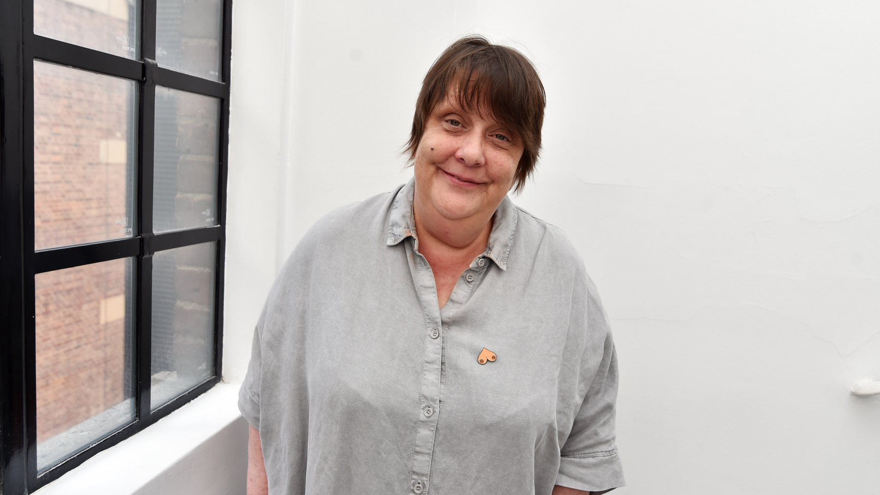 Kathy Burke for RuPaul's Drag Race UK Season 3