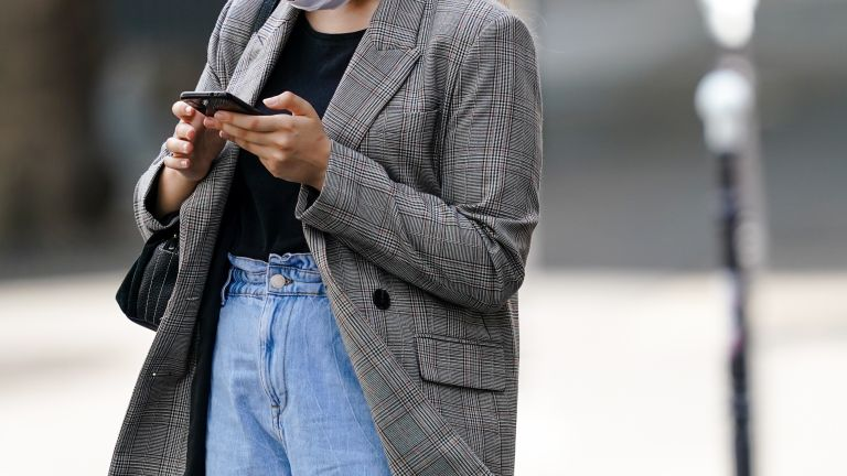 Woman Texting Getty Images