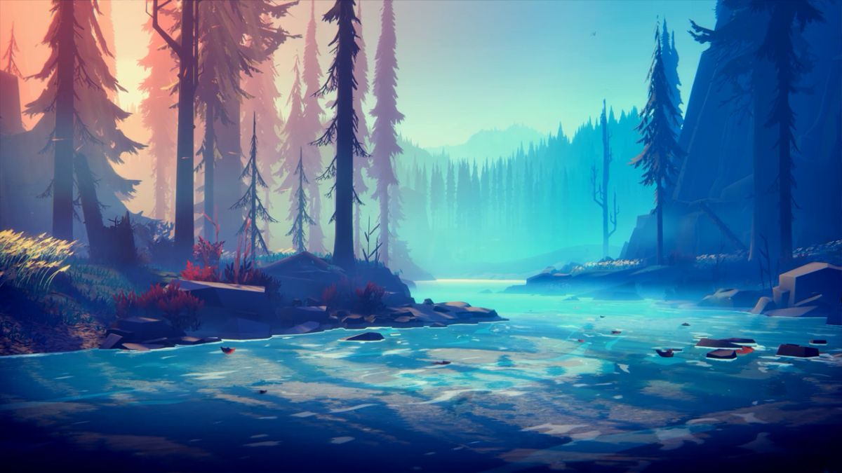 Among Trees is an inviting survival sandbox hitting early access this summer